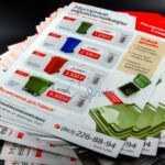 цифровой метод печати листовок